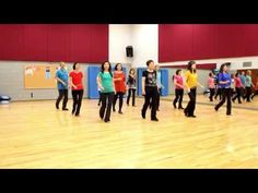 Poor Little Fool - Line Dance (Dance & Teach in English & 中文) - YouTube