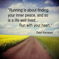gibsons daily running quotes