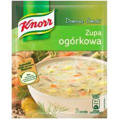 Winiary Krajanka ogórkowa w koncentracie z przyprawami do zupy ogórkowej 250 g