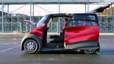 QBEAK III by ECOmove <-- Awesome Video on Electric Car! :) -JU