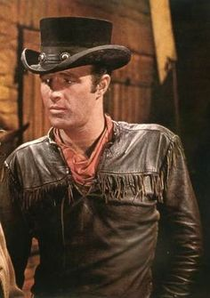James Caan as Mississippi in El Dorado; one of my all-time faves. He was my lil kid crush.