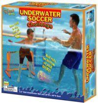Underwater Soccer Challenge  Pool Toys