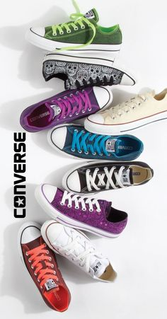 I really want another pair of Converse...... I outgrew mine a while ago :(