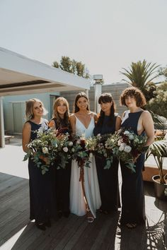 Our gorgeous bride Sophie looking stunning in Lucy by Made With Love. Chiffon Skirt, Bridesmaid Dresses, Wedding Dresses, Looking Stunning, Feminine, Bridal, Elegant, Fashion, Marriage Dress