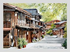 village-de-montagne-japon