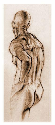 Carlos Luzzi´s Life Drawings: Figura Humana