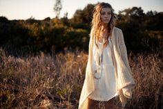 Boheme natural light photography