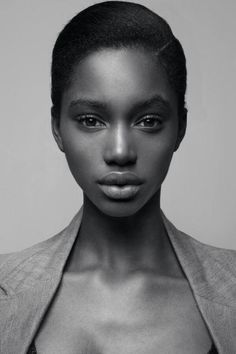 Black girls killing it black beauty black girls, black models, beau Black Girls Rock, Black Girl Magic, Beautiful Black Women, Beautiful People, Skin Girl, Art Visage, Foto Portrait, Woman Portrait, Portrait Photography