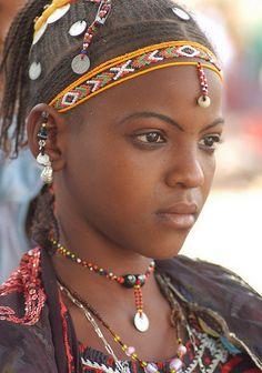 Fulani Girl, Nigeria