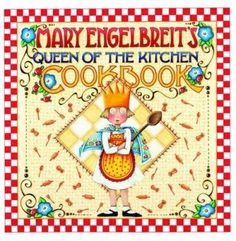 "Mary Engelbreit's delightful and mood-setting artwork makes readers long for the good things in life, including comfortable entertaining. Mary Engelbreit's ""Queen of the Kitchen Cookbook"" shows cooks at every level just what it takes to reach that fulfilling goal. 