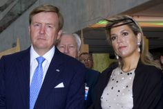 King Willem-Alexander and Queen Maxima Visit Poland - Day 2 | MYROYALS HOLLYWOOD FASHİON-Dutch State Visit to Poland, June 25, 2014-King Willem Alexander and Queen Maxima