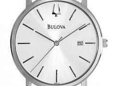 Relógio Bulova WB 21150 Q - Masculino Social Analógico com Data com as melhores condições você encontra no Magazine Megatit. Confira!