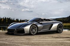 Holy Cow - Rezvani Beast Debuts With Ariel Atom Lightness, Supercar Looks