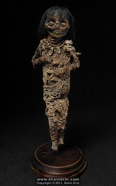 Mummy Art Doll Sculpture – M34 | Flickr - Photo Sharing!