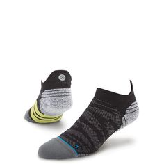 STANCE Men's Bandit No Show   Running Sock   Fashion   Fleet Feet Sports - Chicago
