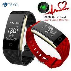 Bluetooth Smart Bracelet Activity Tracker Fitness Watch Exercise Monitor Inteligente Wristband For iOS And Android Tracker Fitness, Fitness Activity Tracker, Fitness Armband, Fitness Bracelet, Bluetooth, Smartwatch Android, Android 4, Watch Mobile Phone, Mobile Phones