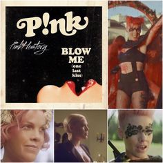 On This Day in #PinkHistory 3rd July 2012 P!nk Blow Me (One Last Kiss) was released. Check out www.PinkHistoryOfficial.com for more!
