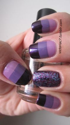 if i ever paint my nails I will try to do it really cool haha