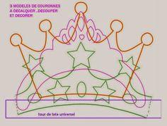 Escuela infantil castillo de Blanca: CORONAS