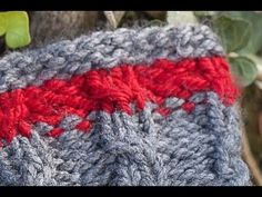 The Extra Stretchy Bind Off on the loom when knitting in the round. This Bind-off will give you the same amount of stretch as the cast on...sometimes more! U...