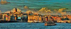 İstanbul zengin yemek kültürüyle Dünyaca ünlü gurmelerin gönlünü fethetmiş bir şehir