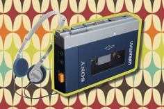 Remember this? Before the iPod or even the smartphone carried your tunes, there was the Sony Walkman. #VintageTech #TBT #ThrowbackThursday #StillTurnDownTheVolume