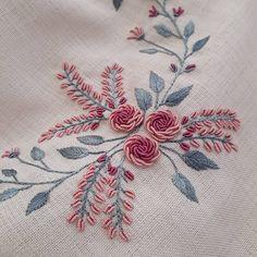Embroidery On Kurtis Hand Embroidery Stitches Hand Embroidery Designs Embroidery Dress Embroidery Patterns Brazilian Embroidery Meraki Jelsa Blouse Designs Hand Embroidery Dress, Hand Embroidery Videos, Embroidery Stitches Tutorial, Embroidery Techniques, Beaded Embroidery, Crewel Embroidery, Border Embroidery Designs, Floral Embroidery Patterns, Embroidered Flowers