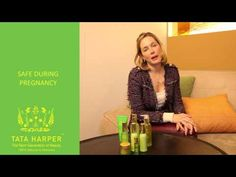 Pt. 3: Product Training Video, Q & A with Tata Harper. Tata answers questions about our 100% natural line. For example, is it safe for pregnancy? Watch & learn!