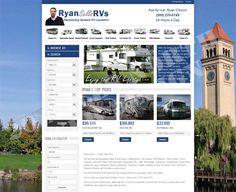 Ryan Sells RVs web d