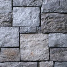 Order Kodiak Mountain Stone Manufactured Stone Veneer - Southern Hackett Thin Stone Granite / Rough Cut / 120 Sq Ft Crate, delivered right to your door. Rendered Houses, Manufactured Stone Veneer, Thin Stone Veneer, Hardwood Floors, Flooring, Granite Tile, Popular Colors, House Wall, Barbie House