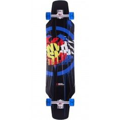 Never Summer long board!!! I want this one.