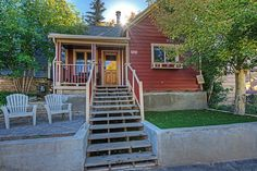 Quaint Ski Cottage in OLD TOWN - vacation rental in Park City, Utah. View more: #ParkCityUtahVacationRentals
