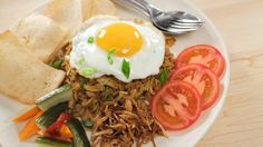 Nasi Goreng Recipe | Indonesian Fried Rice - Pai's Kitchen!