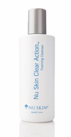 Clear Action Foaming Cleanser Nu Skin, Pores, Anti Aging Skin Care, Clear Skin, Beauty Secrets, Cleanser, Action, Personal Care, Skincare