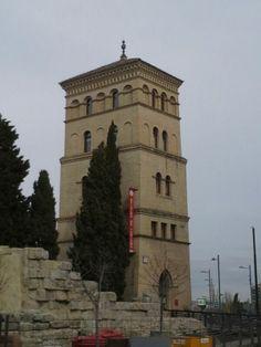 Torreón de la Zuda, oficina de Zaragoza Turismo >> zaragozaturismo.es #Zaragoza #Aragon