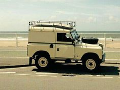 Land Rover 88 Serie 3. Hard Top.