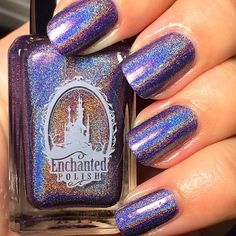 Enchanted Polish Keep Watch