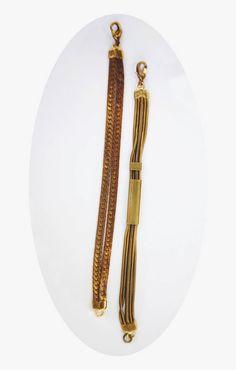 Multi Chain Bracelet. $35.00, via Etsy.