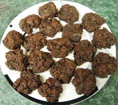 Cookies & Cream Chocolate Cookies