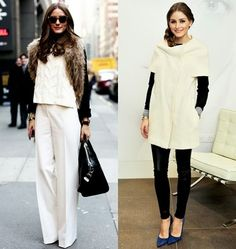Winter Fashion Tips From Olivia Palermo