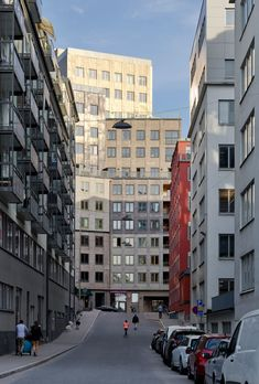 Since 1998 the Web Atlas of Contemporary Architecture Stockholm City, Stockholm Sweden, Cityscape Photography, Swedish Design, Photo Essay, How To Level Ground, Building Design, Contemporary Architecture, Ecology