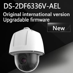 (1465.00$)  Buy here  - Free shipping DS-2DF6336V-AEL English version 3MP High Frame Rate Smart PTZ Camera POE 36X optical zoom