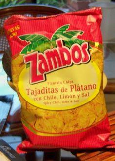 Honduran Plantain chips!