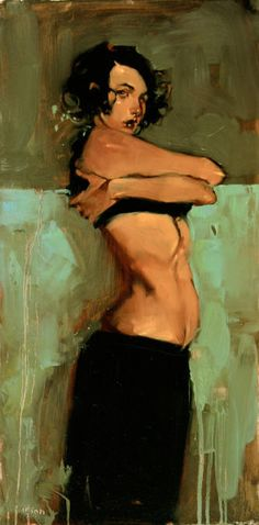 American artists, contemporary art, contemporary artists, Figurative painting, oil painting