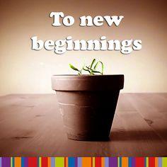 Januari, tijd voor een nieuwe start!