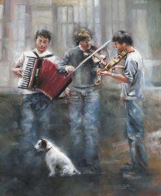 Chuck Weber ~ Four Part Harmony, Armonía musical