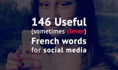 Discover all the clever (sometimes not so) French terms related to social media. Print Friendly PDF available right now here at Talk in French.