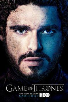 GoT Season 3 poster - Robb