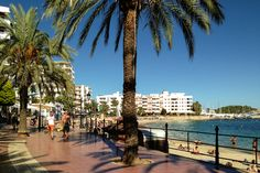 Santa Eulalia, a beautiful town and resort on the East coast of the island, is popular with families and those looking for a quieter holiday.