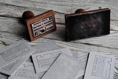 | Business Cards, business design, stamp design